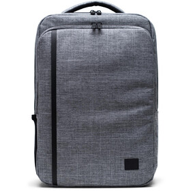 Herschel Travel Rugzak, raven crosshatch